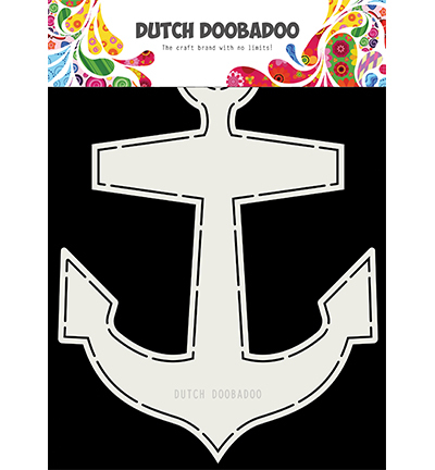Dutch Doobadoo Card Art 3765 Anker
