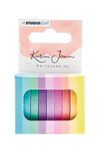 Studio Light Washi tape Karin Joan Blooming nr.01