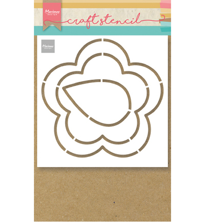 Marianne Design stencil PS8053 Buttercup