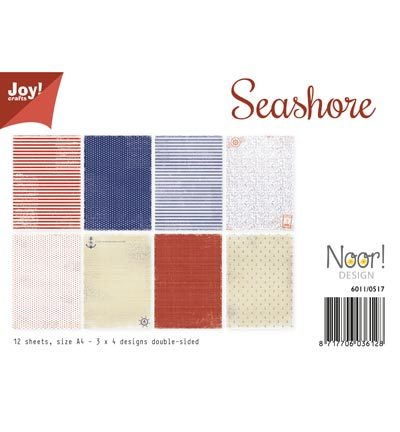 Joy!Crafts Papierset Design Seashore