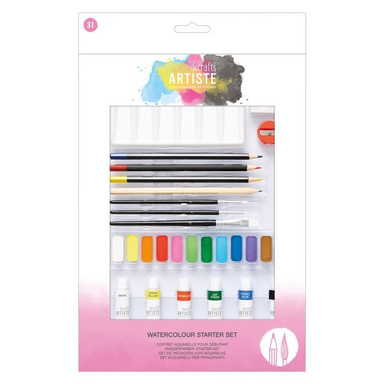 Watercolour Starter Set