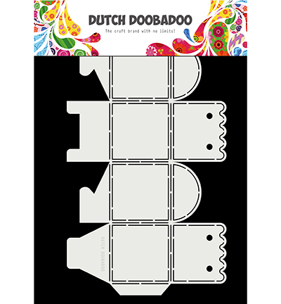 Dutch Doobadoo Dutch Box Art 3060 scallop