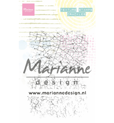Marianne Design stempels MM1628 Crackles