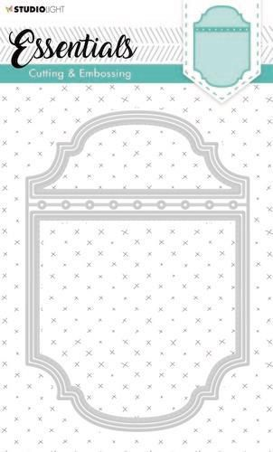 Studio Light Embossing Die Cut Essentials nr.264 STENCILSL264 (03-20)