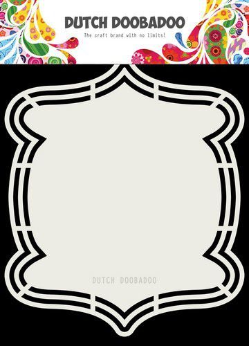 Dutch Doobadoo Dutch Shape Art 3185 Gabriella
