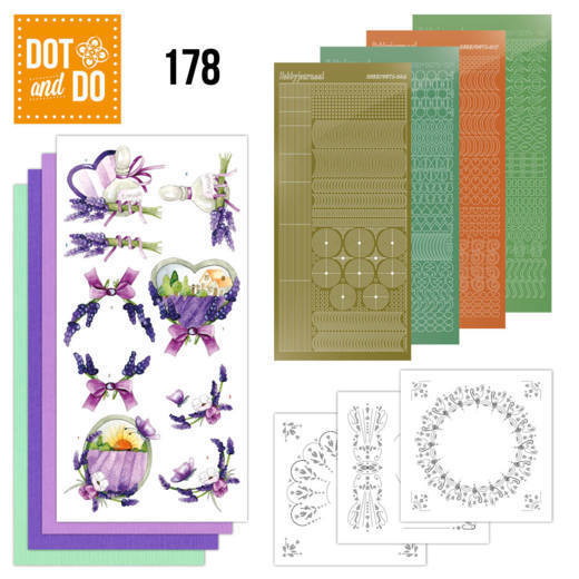 Dot and Do 178 - Lavender