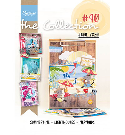 Marianne Design The Collection #90  Juni 2020