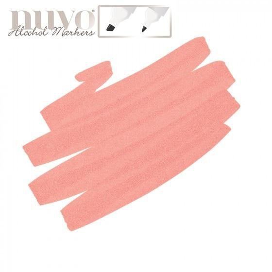 Nuvo Single alcohol marker - Pink Lady 451N