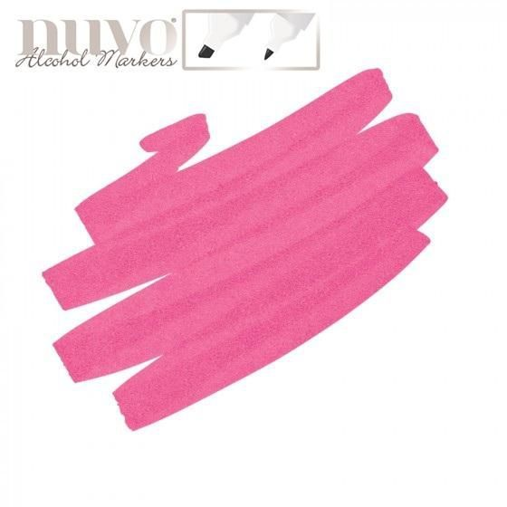 Nuvo Single alcohol marker - Paradise Pink 453N