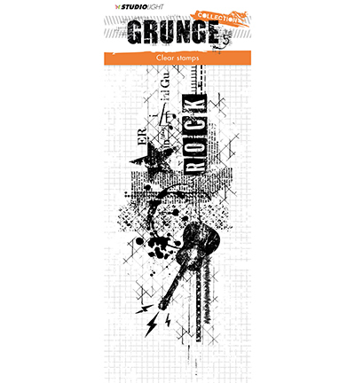 Stamp Grunge Collection, nr.339