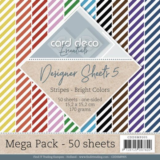 Designer Sheets Mega Pack 5
