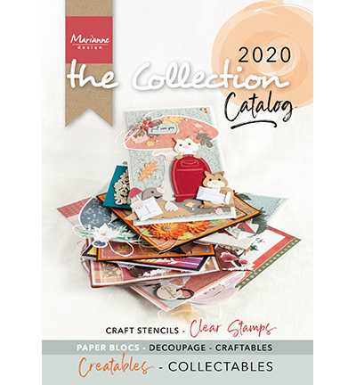 Marianne Design The Collection Catalog 2020