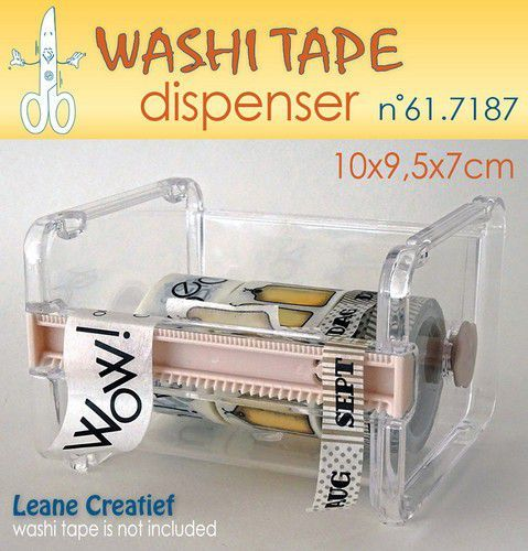 LeCrea - Washi tape dispenser 61.7187 (09-20)