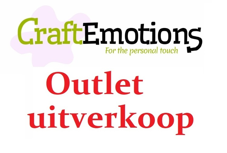 CraftEmotions OUTLET