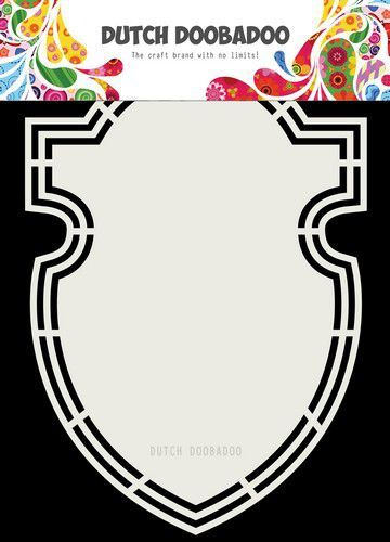 Dutch Doobadoo Dutch Shape Art Shield A5 470.713.204 (11-20)