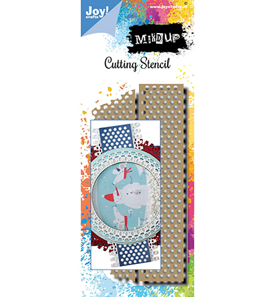 Joy!Crafts mallen - Noor - Mixed Up - Tape
