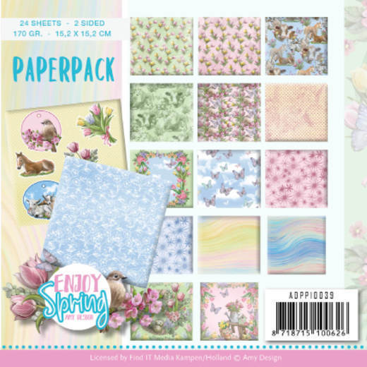 Paperpack - Amy Design - Enjoy Spring
